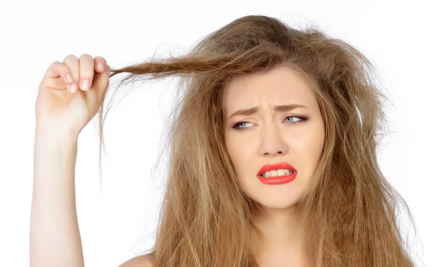 شیوه های جلوگیری از خشکی مو و پوست سر