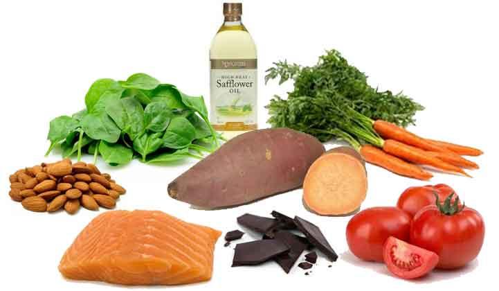 مواد مناسب برای تغذیه مو