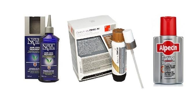 بررسی انواع محلول های ضد ریزش مو