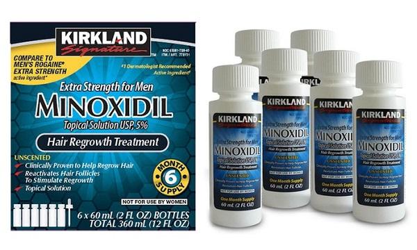ماینوکسیدیل برای درمان ریزش مو