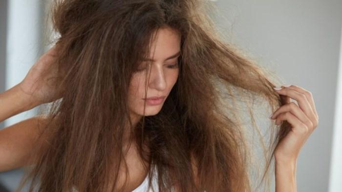 ترمیم و درمان مو های آسیب دیده