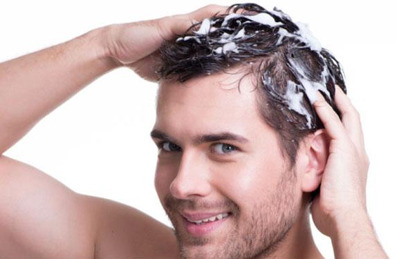شستن موها پس از انجام کاشت