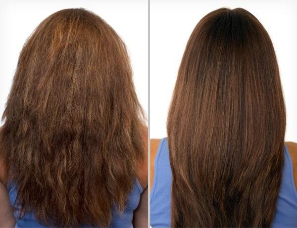 شیوه مراقبت از موهای خشک و آسیب دیده