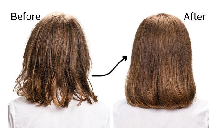 مراقبت از موهای آسیب دیده