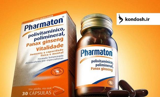قرص مولتی ویتامین فارماتون برای ریزش مو