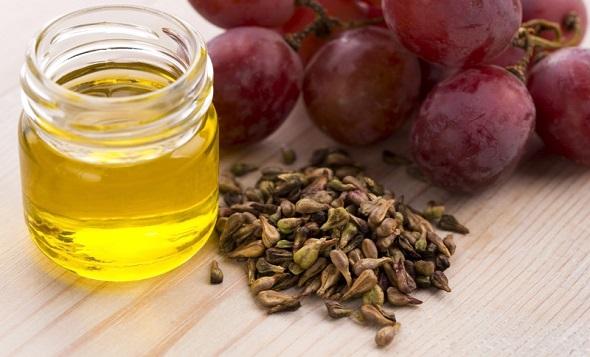 انگور برای جلوگیری از ریزش مو