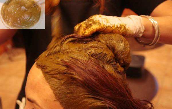 تاثیر حنا در ترمیم موهای خشک و آسیب دیده