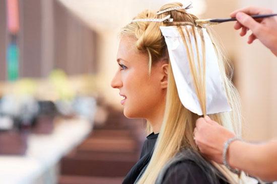 مش، هایلایت، لولایت و دکوپاژ، کدام یک برای مو ضرر دارد