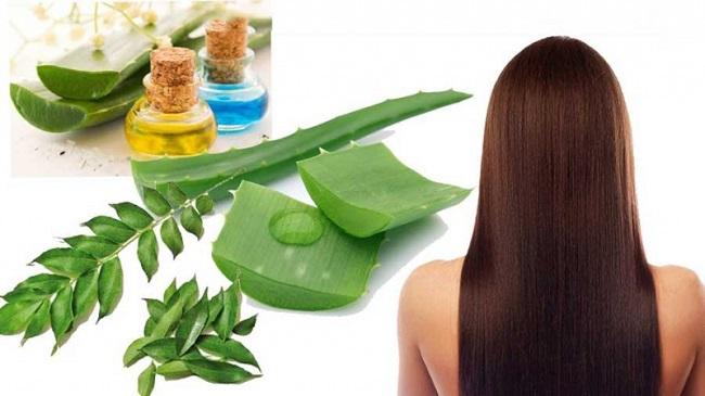 روش طبیعی رشد موی سر