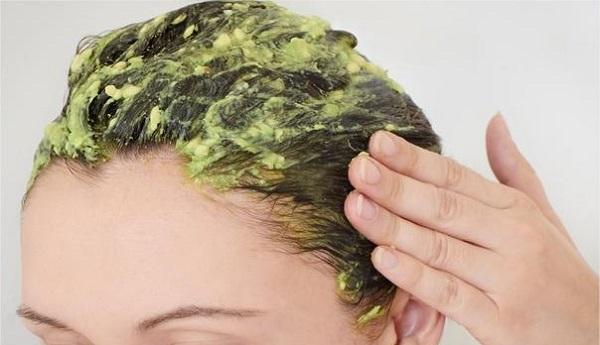 ماسک پرپشت کننده مو