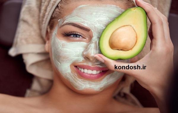 ماسک آووکادو برای پوست و مو