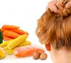 با مصرف این مواد غذایی جلوی ریزش مو را بگیرید