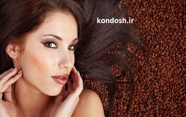 تاثیر کافئین بر روی فولیکول مو
