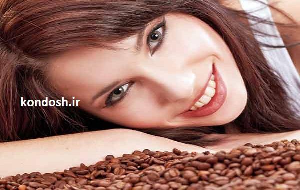 قهوه برای زیبایی پوست