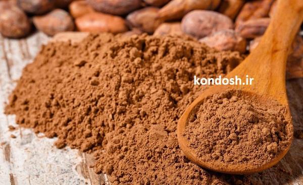 پودر کاکائو برای پوست و مو