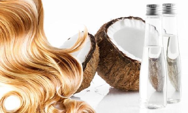 نارگیل ریزش و تقویت مو