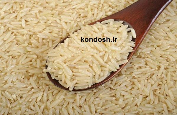 درمان سفیدی موها با مصرف سبوس برنج