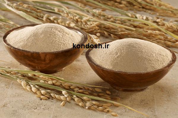 روش های مختلف مصرف سبوس برنج