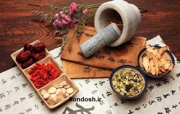 درمان ریزش مو با طب سنتی چینی