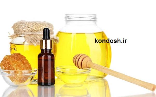 نحوه استفاده از عسل برای مو