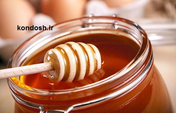 جلوگیری از ریزش مو با ماسک عسل