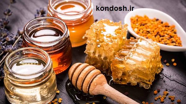 نقش عسل در تقویت مو