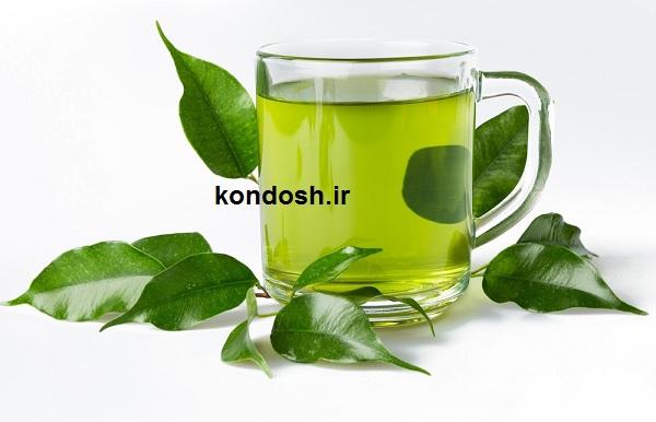 جلوگیری از ریزش موی شدید با مصرف چای سبز
