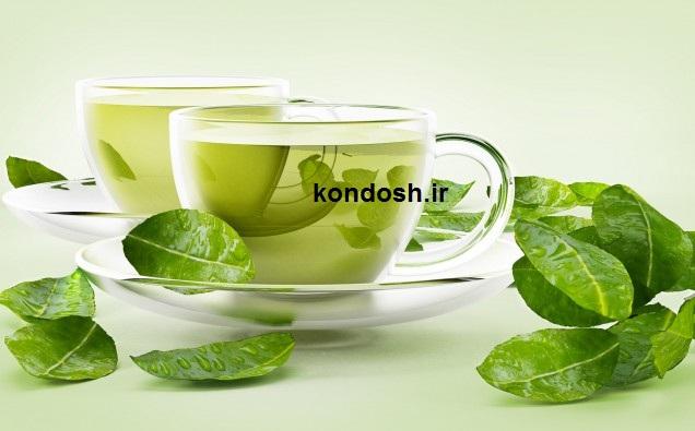 کاربرد چای سبز
