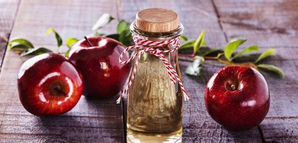 سرکه سیب برای ریزش مو